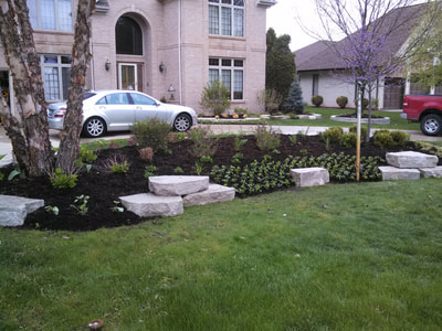 Northbrook Northfield Landscape Hardscape